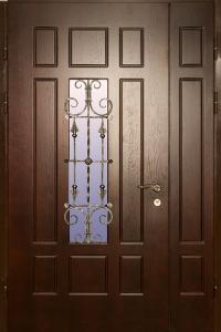 Входная дверь ТР192 вид внутри