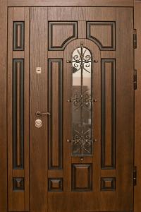 Входная дверь М55 вид снаружи
