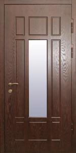 Входная дверь М63 вид снаружи