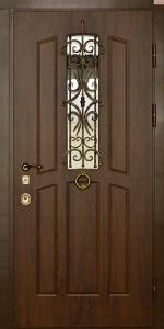 Входная дверь М85 вид снаружи