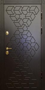 Готовая дверь ГД20 вид снаружи