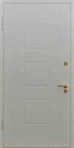 Готовая дверь ГД22 вид внутри