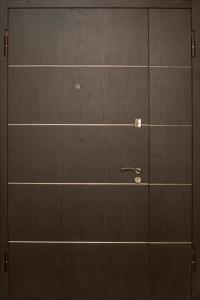 Входная дверь КВ149 вид внутри