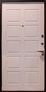 Готовая дверь ГД16 вид внутри