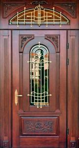 Входная дверь ТР199 вид снаружи