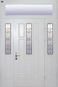 Входная дверь М32 вид снаружи
