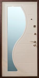 Готовая дверь ГД29 вид внутри