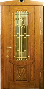 Входная дверь М225 вид снаружи