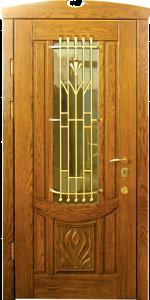 Входная дверь ТР197 вид внутри