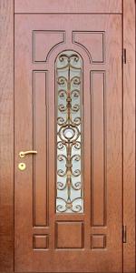 Готовая дверь ГД36 вид снаружи