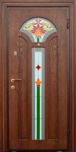 Входная дверь ТР120 вид снаружи