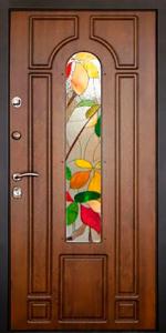 Входная дверь ТР121 вид снаружи