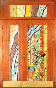 Входная дверь М28