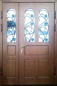 Входная дверь М234 вид снаружи