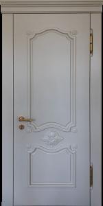 Входная дверь М195 вид снаружи