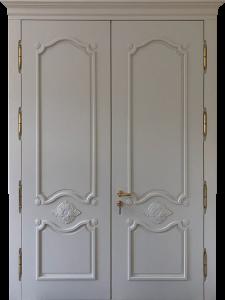 Входная дверь М194 вид снаружи