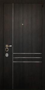 Бронированная дверь Б26 вид снаружи