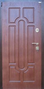 Входная дверь КВ32 вид внутри