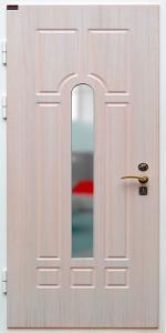 Входная дверь КВ46 вид внутри