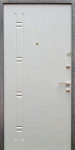 Входная дверь КВ36 вид внутри