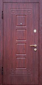 Входная дверь КВ189 вид внутри