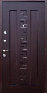 Входная дверь КВ191 вид снаружи