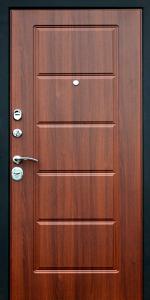 Входная дверь КВ38 вид снаружи