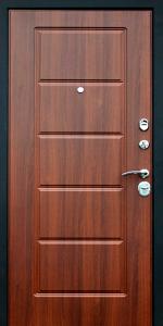 Входная дверь КВ192 вид внутри