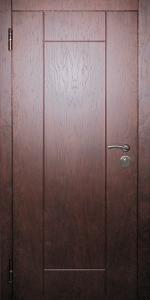 Входная дверь КВ125 вид внутри