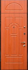 Входная дверь КВ122 вид внутри