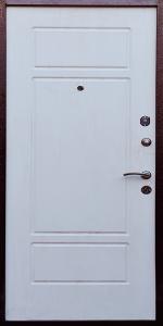 Входная дверь КВ199 вид внутри