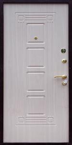 Входная дверь ТР14 вид внутри