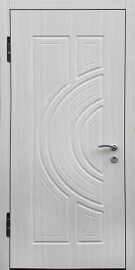 Входная дверь КВ174 вид внутри