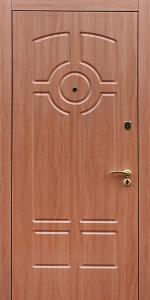 Входная дверь ТР184 вид внутри