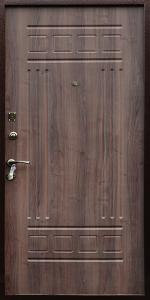 Входная дверь КВ176 вид снаружи