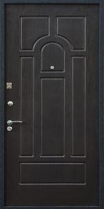 Входная дверь КВ175 вид снаружи