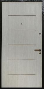 Входная дверь КВ172 вид внутри