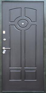Входная дверь ТР18 вид снаружи