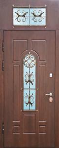Бронированная дверь Б31 вид внутри