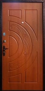 Входная дверь КВ172 вид снаружи