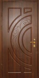 Входная дверь КВ171 вид внутри