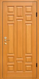 Входная дверь М219 вид снаружи