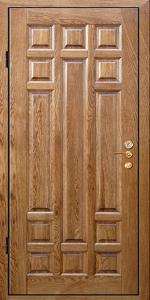 Входная дверь КВ146 вид внутри