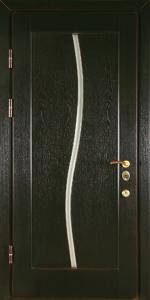 Входная дверь КВ169 вид внутри
