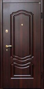 Готовая дверь ГД39 вид снаружи