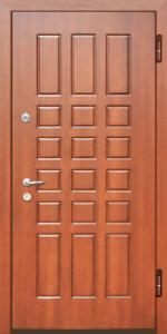 Усиленная дверь У61 вид снаружи