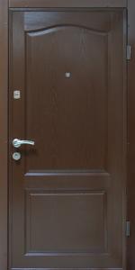 Входная дверь КВ203 вид снаружи