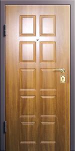 Готовая дверь ГД4 вид внутри