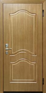 Входная дверь КВ40 вид снаружи
