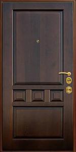 Готовая дверь ГД24 вид внутри